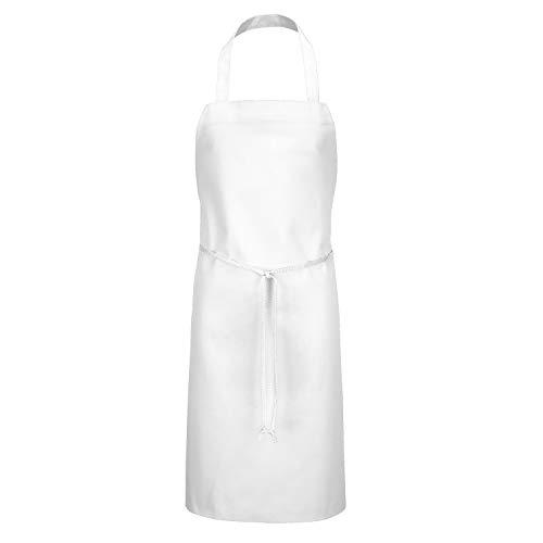 Chef Designs Men's Standard Bib Apron, One Size...