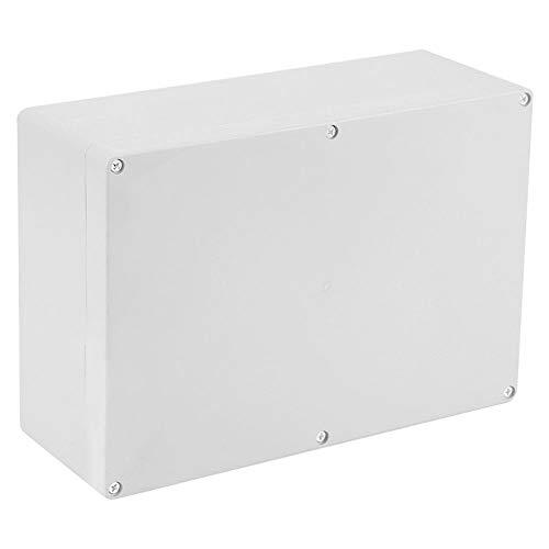 Tablero perforado 230 * 150 * 85 Mm Impermeable Caja De Conexiones Caja De Conexiones Electrónica De Plástico ABS Carcasa De La Caja Caja Del Instrumento Externo De Proyecto trabajo electronico
