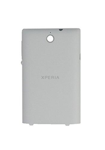 Sony Xperia E C1504 C1505, Xperia E-Dual C1604 C1605 Akkudeckel, Battery Cover, Weiss