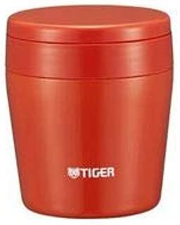 (まとめ) タイガー MCL-B025RC ステンレスカップ スープカップ 0.25L チリレッド 【×2セット】
