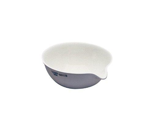 CoorsTek 60205 Verdunstungsschale aus Porzellan mit Ausgießer, 525 ml, 162 mm Außendurchmesser, 51 mm Höhe