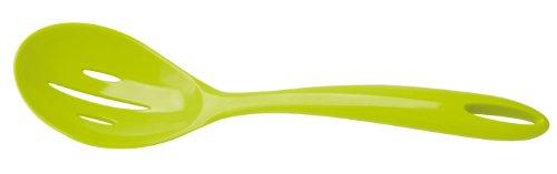 ZAK Designs 0204di L540Cucchiaio con scanalature, Melamina, 31cm, Verde