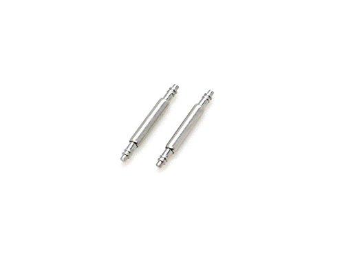 Federstege (1 Paar) passend für die Stegbreite 06mm MyHez-fs02/D015/1Paar/06mm