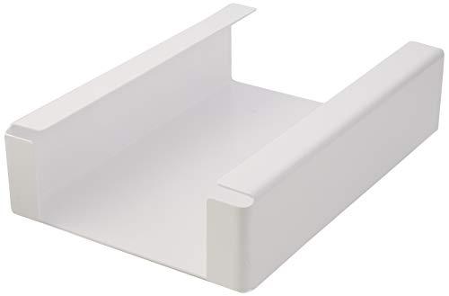 Dispensador triple GD3-BIO de Angloplas para cajas de guantes, 27 x 39 x 10cm, color blanco