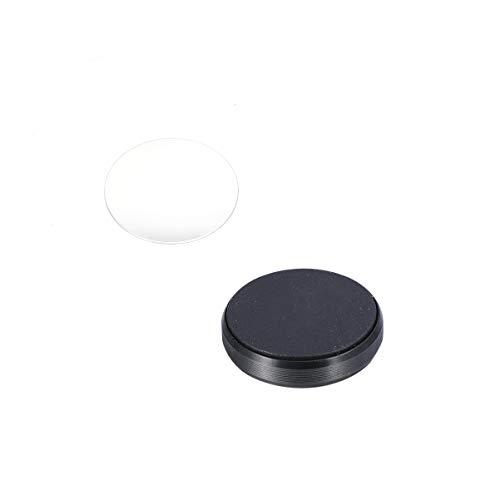 VORCOOL Soporte Movil Coche Magnético Soporte Teléfono Volante Coche Iman Universal Negro