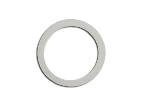 Bialetti:Replacement Rubber Seal for 2 Cup Moka Express, Dama and Mini Express aluminium Espresso Makers - Loose Packed by Bialetti