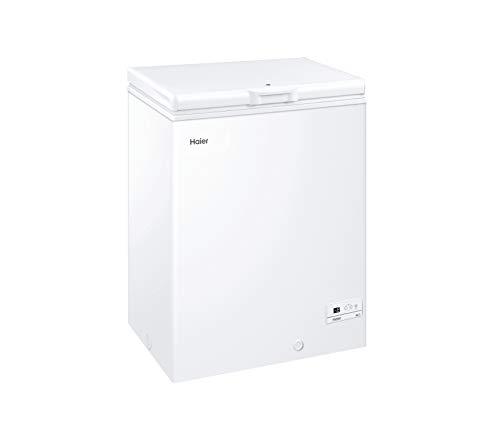 Haier HCE143F,Congelatore a pozzetto, 142 Litri