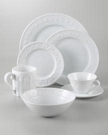 Bernardaud Louvre White Cereal Bowl