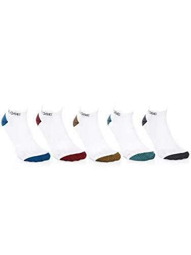 Globe Herren GB71539024 Socken, weiß, 39/44.5