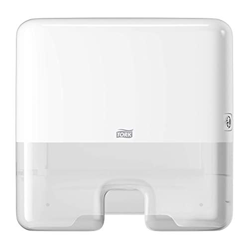 Tork Xpress 552100 Mini distributeur de serviettes en papier H2 Blanc