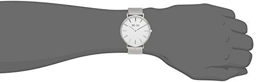 So & Co New York - Orologio da polso, Uomo, Analogico, cinturino in metallo