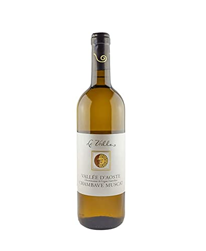 Vino Bianco CHAMBAVE MUSCAT DOC (conf. 6x 0.75l) La Vrille -pv