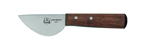 Imex El Zorro 51205 Couteau greffoir INOX à Lame 5 cm