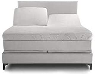 TOP Split King Royal Collection 1900 Egyptian Cotton Bamboo Quality Bed Sheet Set with 1 Fitted Sheet with 36