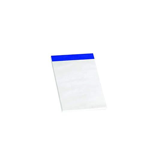 Enri 100100162 - Bloc sin tapa, 80 hojas, 10 unidades