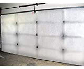 US Energy Products 2 Garage Door Insulation Kit (5 Panel) for Double 16x7 or 16x8 Garage Doors with 5 Horizontal Panels