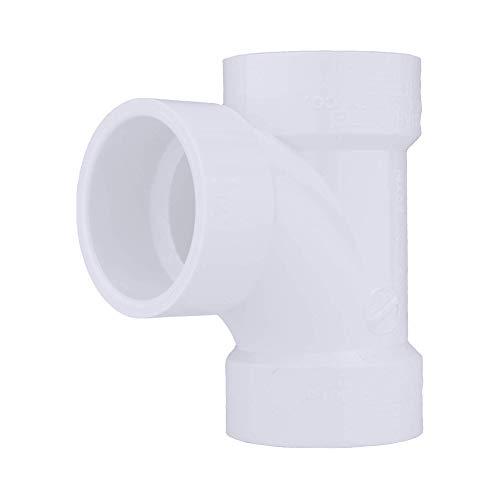 Pvc/dwv Sanitary Tee (pvc004000600ha) by Charlotte Pipe and Foundry