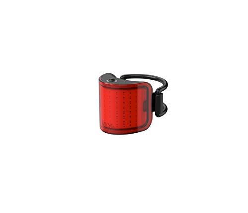 Knog Lil' Cobber Rear 10.75652, Luz de bicicleta,  Iluminación trasera, LED 50 lm, Rojo/Negro