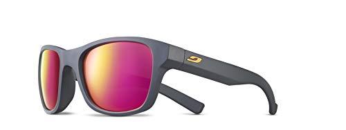 Julbo J4641120 Baby-Sonnenbrille, Unisex, Mattgrau, 6-10 Jahre