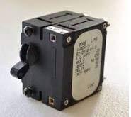 Sensata/AIRPAX, IEG66-28333-2-V, Circuit Breaker - Custom - 2 Pole - 2x35A