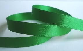 A1-Homes Vert émeraude Ruban de Satin Double Face 16 mm-Largeur : 25 m (Bobine Pleine) idéal pour Papiers Cadeaux ou Fleurs