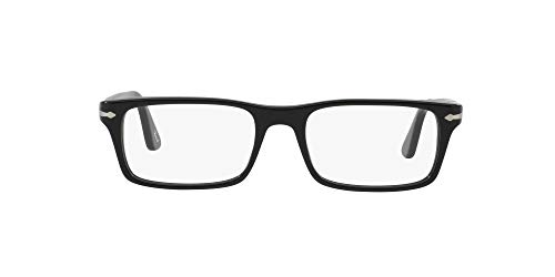 Persol Po3050v Rectangular Prescription Eyeglass Frames