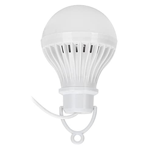 Uxsiya Luces de exterior con bombilla LED brillante para traver excursionistas para puestos de mercado nocturno para tiendas de campaña.