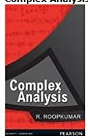 Complex Analysis Front Cover