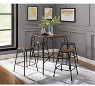 c642988efef MMOYT Acme Hachi 5 Piece Counter Height Dining Set