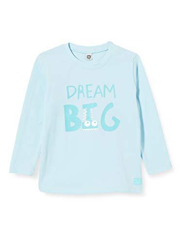 Tuc Tuc Camiseta Punto BÁSICOS BEBÉ, Azul, 9M para Niños