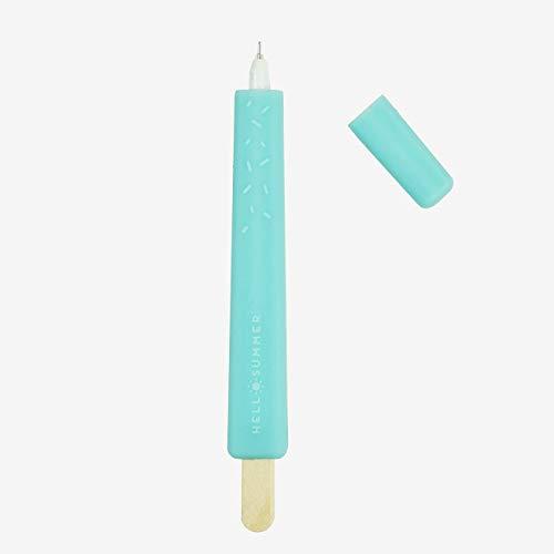 Legami ICE0002 Hello Summer - Bolígrafo de gel, color azul