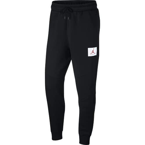 Nike Jordan Flight Men's Fleece Pants CV6148-010 Black negro L