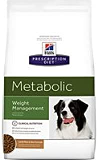 HILL'S PRESCRIPTION DIET Metabolic Weight Management Lamb Meal & Rice Formula Dry Dog Food
