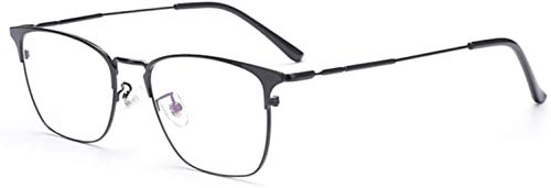 DONGBALA Lesebrille Transition Photochromic Progressive Multi Fokus Gleitsicht No Line Allmähliche Farsighted Sonnenbrillen für Lese Unisex (Männer/Frauen),C Photochromic Anti-Blau-Licht,+1.5