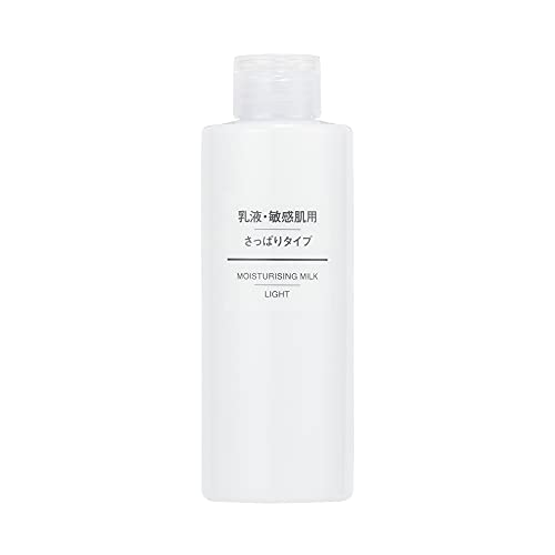 無印良品乳液敏感肌用さっぱりタイプ200mL44293935