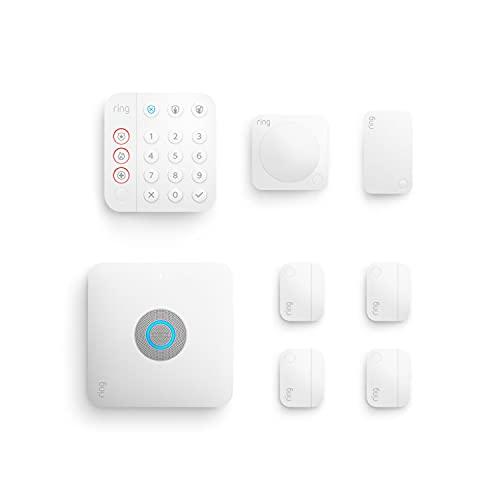 Introducing Ring Alarm Pro, 8-piece - built-in eero Wi-Fi 6...