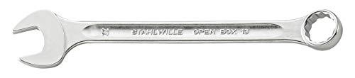 Stahlwille 13 Ring-Maulschlüssel Open-Box, 22 mm, 40082222