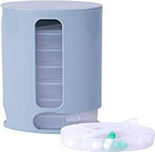 Weekly Pill Dispenser Organizer