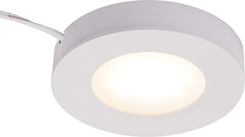 innr PL 110intérieur apte pour usage en intérieur G4recessed Lighting Spot 3W blanc spot de lumière–Spot de lumière (recessed Lighting Spot, G4, 5Ampoule (s), halogène, 3W, 2700K)