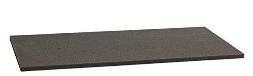 Feldherr 600 mm x 400 mm x 10 mm Schaumstoffzuschnitt / Schaumstoff Platte
