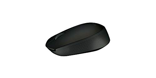 Logitech M170 Wireless Mouse – for Computer and Laptop Use, USB Receiver and 12 Month Battery Life, Black
