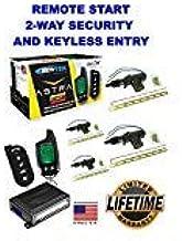 $104 » Scytek Astra A4.2W Complete Security Remote Engine Starter System 4 After Market Door Lock