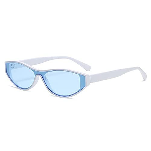 AMFG Gafas de sol de sombrilla al aire libre Hombres y mujeres Trend Street Shooting Gafas de sol Mirrón de manejo (Color : D)