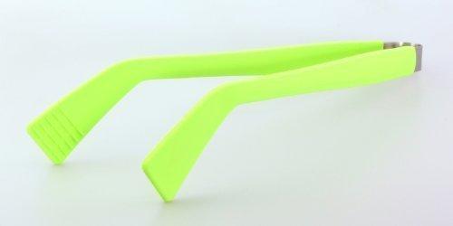 LotusGrill Würstchenzange Limettengrün! Speziell entwickelt für den raucharmen Holzkohlegrill/Tischgrill