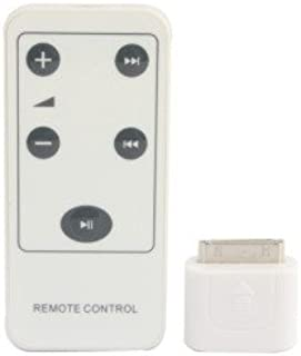 Wireless Remote Control for Apple iPhone 3G, 3GS, Ipod Touch 2nd Gen, Video, Classic, Photo