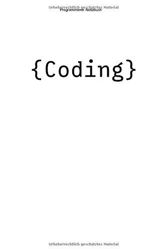 Programmierer Notizbuch: 100 Seiten | Punkteraster | Geschenk PC Programm Team Coden Softwareentwicklung Informatik Info Geek Nerd Entwicklung Computer Beruf IT