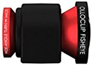 olloclip lens system for iPhone 5 - Red