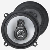 Magnat 133 Bull Power 3-Weg 3-Wege Auto-Lautsprecher