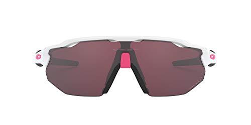 Oakley 0OO9442 Gafas de Sol, Polished White, 40 para Hombre
