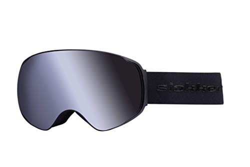 Slokker Skibrille ORTLER (Black)